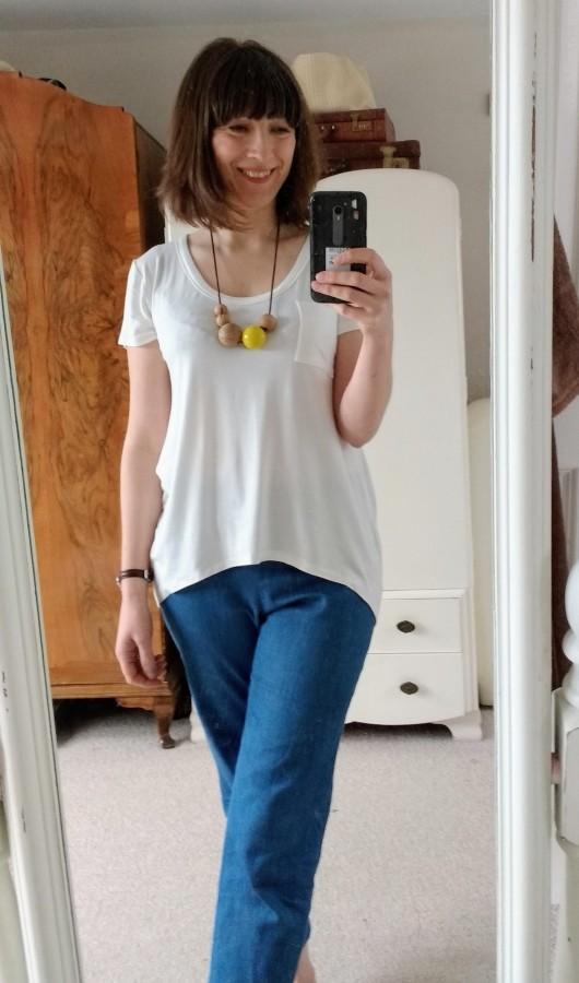 Megan Nielsen Briar t-shirt /sweater