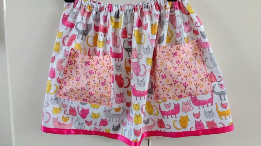 How to make the easiest cutest skirt ever (Even if you're a sewing newbie)