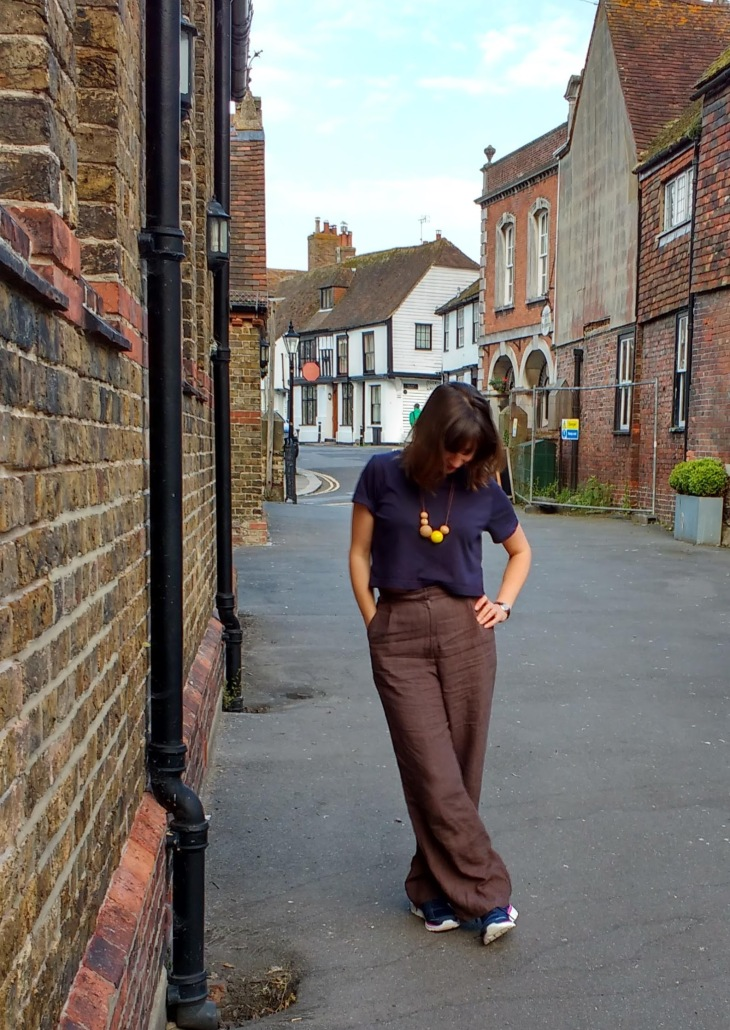 Merchant and Mills Strides Trousers