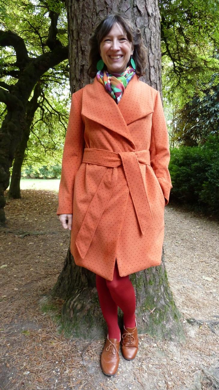 sogosew stitch sisters coat