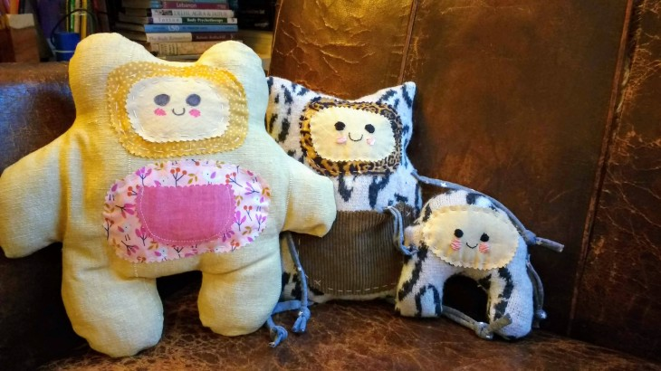 Recycled toy DIY free tutorial easy kids project zero waste reduce reuse recycle