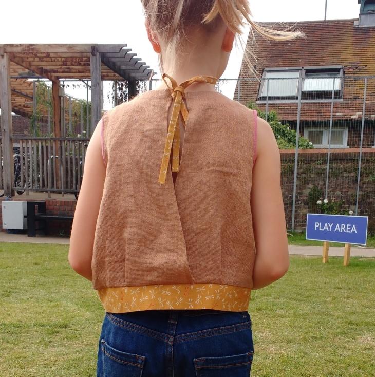 Linen, Wool, Cotton Kids by Akiko Mano