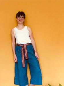 Named Patterns Ninni Culottes