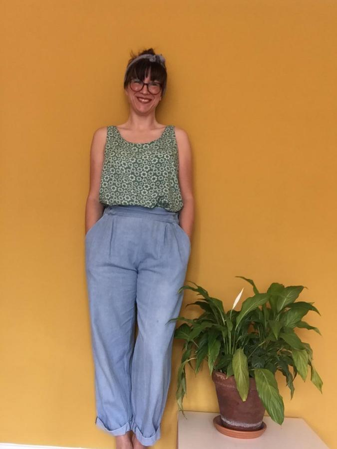 Sew Over It Carrie Trousers (hacked!)